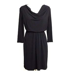 Donna Ricco New York  Black Dress 8